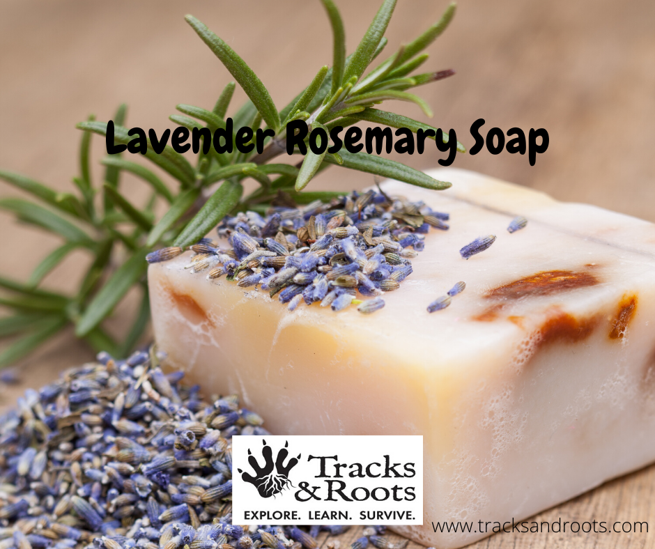 Lavender Rosemary Soap